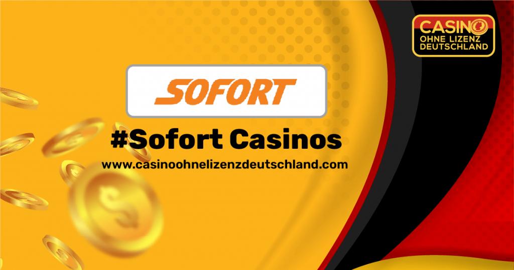 Sofort Casinos ohne deutsche Lizenz banner