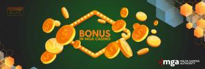 MGA Casino Bonus