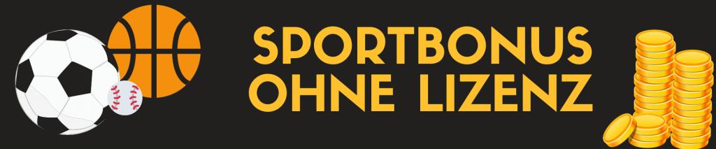 Sportbonus Ohne Lizenz
